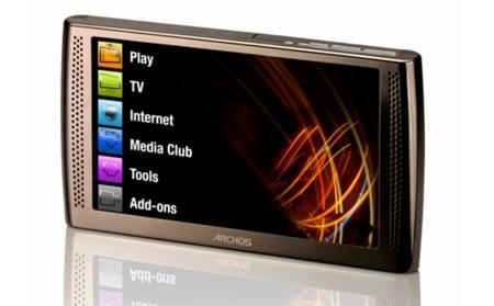 Archos presenta accesorios para DVB-SH