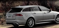 El Jaguar XF Sportbrake enseña sus cuartos traseros