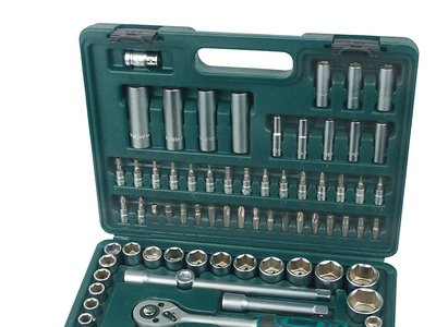El maletín Mannesmann M98410 de 94 piezas cuesta sólo 49 euros en Amazon