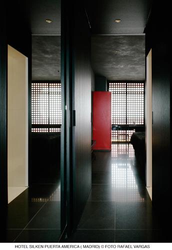 Foto de Hotel Puerta América: Arata Isozaki  (11/11)