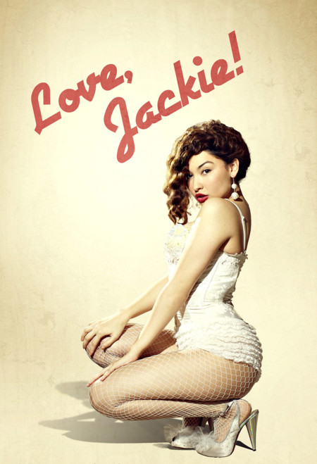 Jackie Martinez Pin Up
