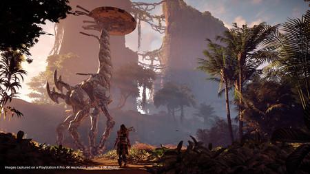 Horizon: Zero Dawn se beneficiará de todas estas mejoras con PS4 Pro