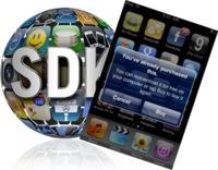 Apple podría cobrar por redescargar las aplicaciones desde el iPhone