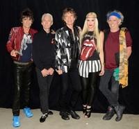 Gwen Stefani se da un garbeo por las tierras del rock, ¡que pasen los Rolling Stones!
