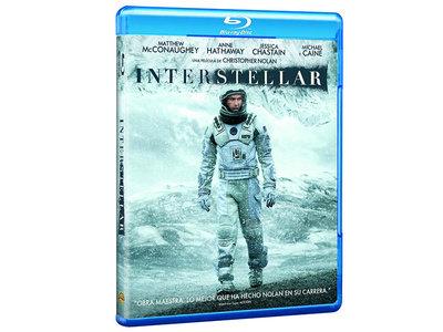 Interstellar: lo mejor de Christopher Nolan, en BluRay por 6,99 euros en Amazon