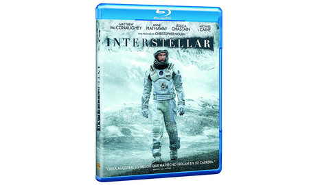 Interstellar: lo mejor de Christopher Nolan, en BluRay por 6,99 euros en Amazon