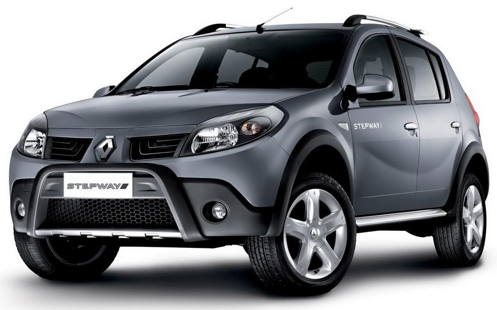 Foto de Renault Sandero Stepway (1/2)