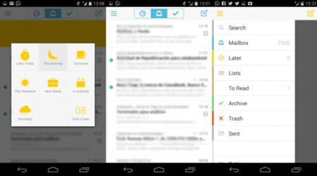 Interfaz Mailbox