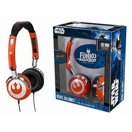 Auriculares de Funko inspirados en Star Wars