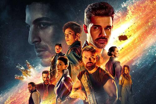'The Expanse' dispersa a sus protagonistas en una temporada 5 que sigue consagrando a la serie de Amazon como un título imprescindible