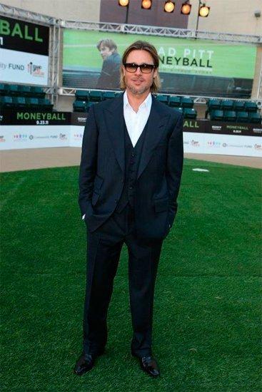 Aprovechemos mientras podamos que a Brad Pitt le quedan dos telediarios