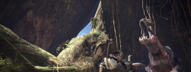 19 GIF que resumen a la perfección todo lo bueno y lo malo que te pasa en Monster Hunter: World