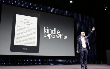 Kindle PaperWhite el nuevo lector de Amazon