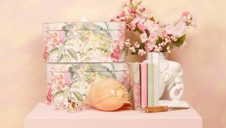 Zara Home orden en cajas