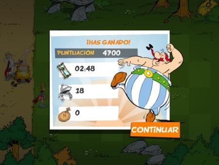 Pantallazo de Asterix