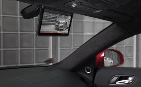 R8 e-tron, el coche del retrovisor digital