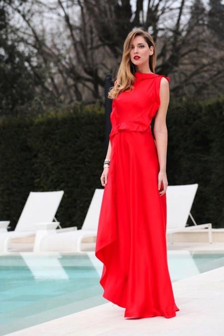 Apuesta por el rojo para las bodas de este verano 2014