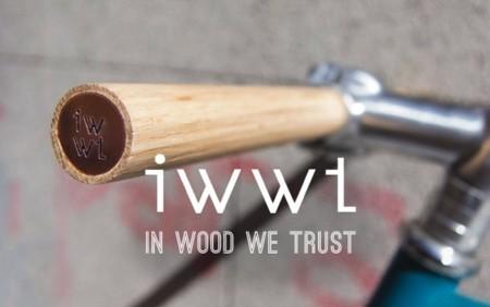 In Wood We Trust, manillares de madera para customizar tu bici de manera ECO