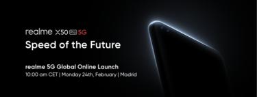 Huawei, Honor y realme mantienen sus eventos del MWC a pesar de la cancelación: serán en streaming el día 24 de febrero
