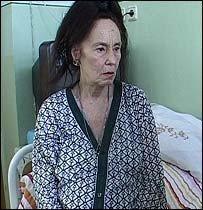 Madre primeriza a los 66 años