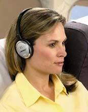 Anuladores de sonido para el avión