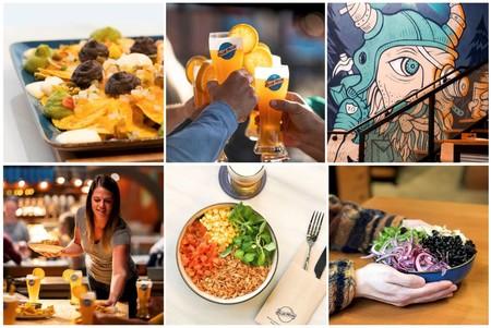 Llega A Madrid Blue Moon El Nuevo Sitio Top Para Degustar Lo Mejor De Las Cervezas Artesanales