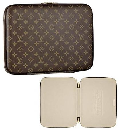 Louis Vuitton protege tu portátil
