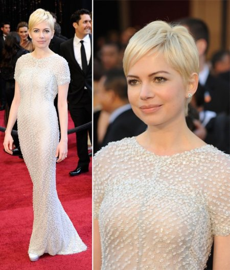Michelle Williams Chanel AC