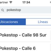 Moovit ahora te muestra las ubicaciones de las Poképaradas y gimnasios Pokémon en Bogotá