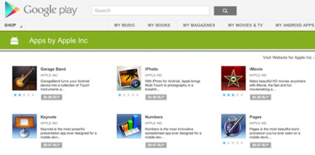 Estafas en Google play