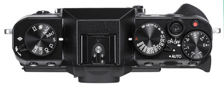 X T10 Top Black
