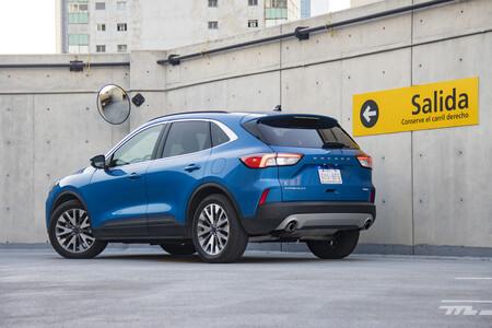 Ford Escape Titanium Prueba Opiniones Mexico 25
