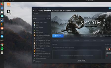 Tras instalar Ubuntu 19.10 he tenido la experiencia de gaming en Linux más simple y completa de mi vida