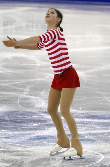 Yulia Lipnitskaya, la gran promesa del patinaje mundial, se retira por culpa de la anorexia