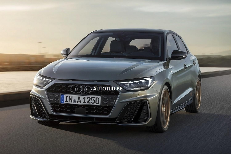 Foto de Audi A1 2019 (filtraciones) (3/14)