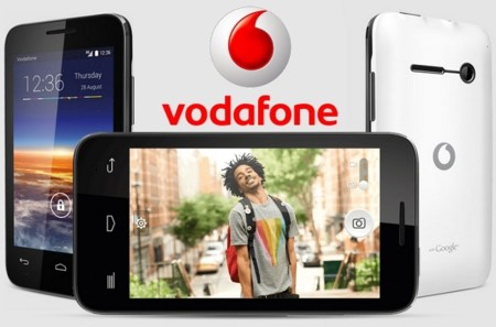 Todos los detalles, precios y especificaciones del Vodafone Smart 4 mini