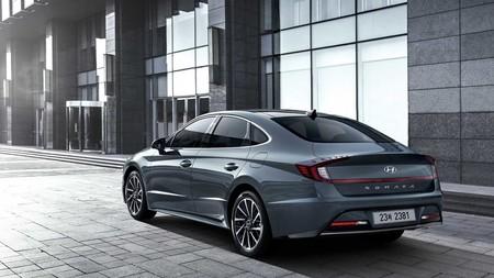 Hyundai Sonata 2020 3