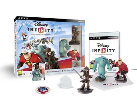 La propuesta de Disney Infinity llega a PlayStation3 el próximo 23 de agosto de 2013