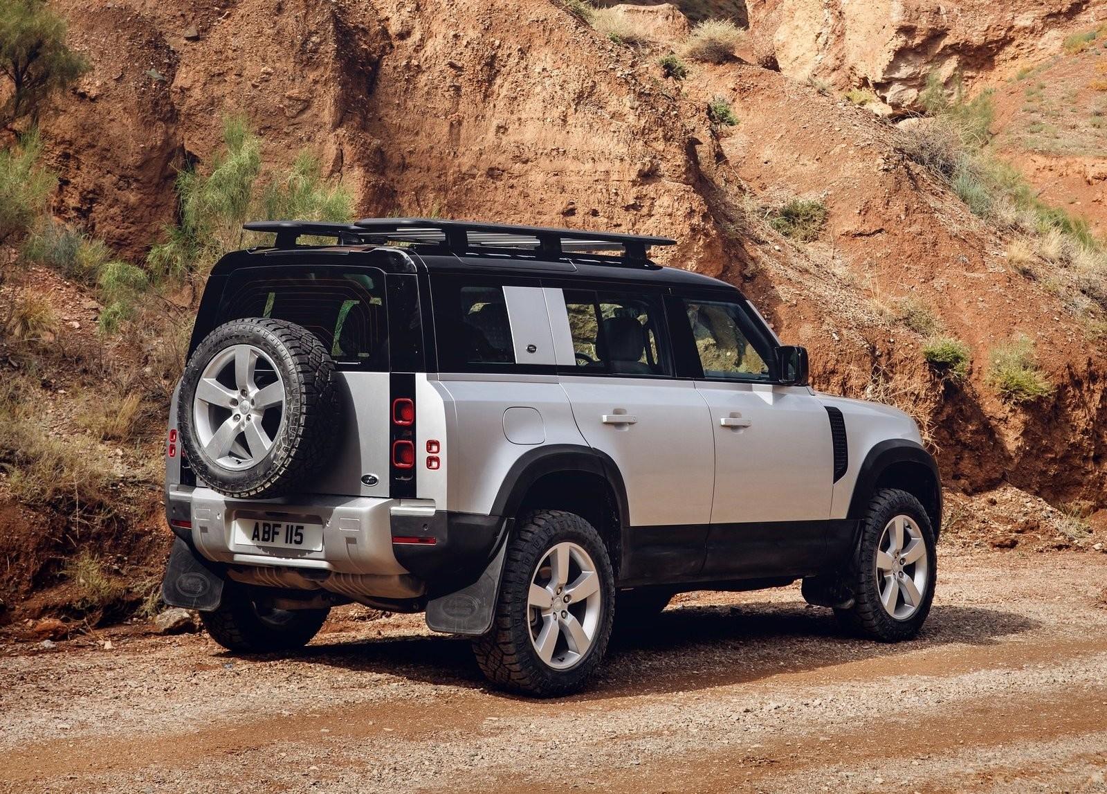 Foto de Land Rover Defender 2020 (7/13)