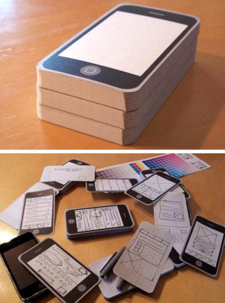Notepod, el block de notas del iPhone