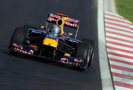 GP de Corea del Sur de Fórmula 1: Red Bull y Sebastian Vettel lo vuelven a conseguir