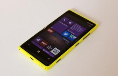 Nokia admite que las fotos hechas con el Lumia 920 son también simuladas