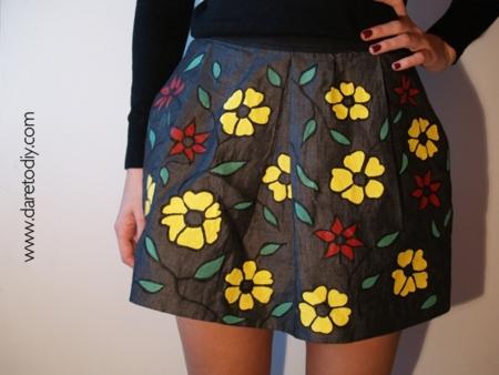 falda DIY