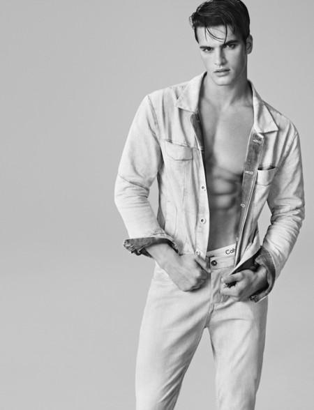 Matthew Terry Calvin Klein Jeans Ss15 Adv 004