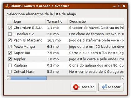 Instalador Ubuntu Games