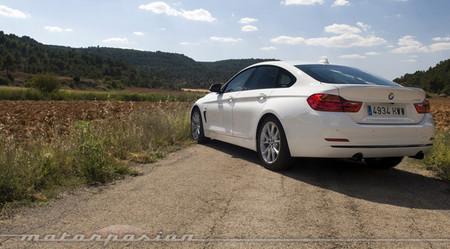 BMW Serie 4 Gran Coupé y Cabrio, toma de contacto