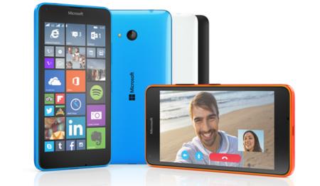 Microsoft pone a la venta su Lumia 640 en España a través de su tienda online por 169 euros