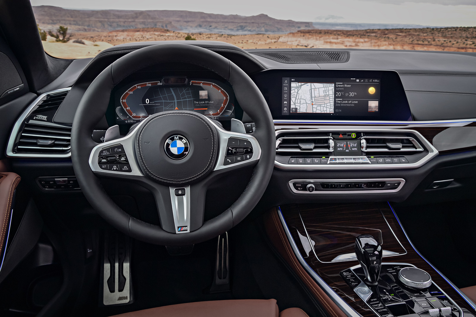 Foto de BMW X5 2018 (33/45)