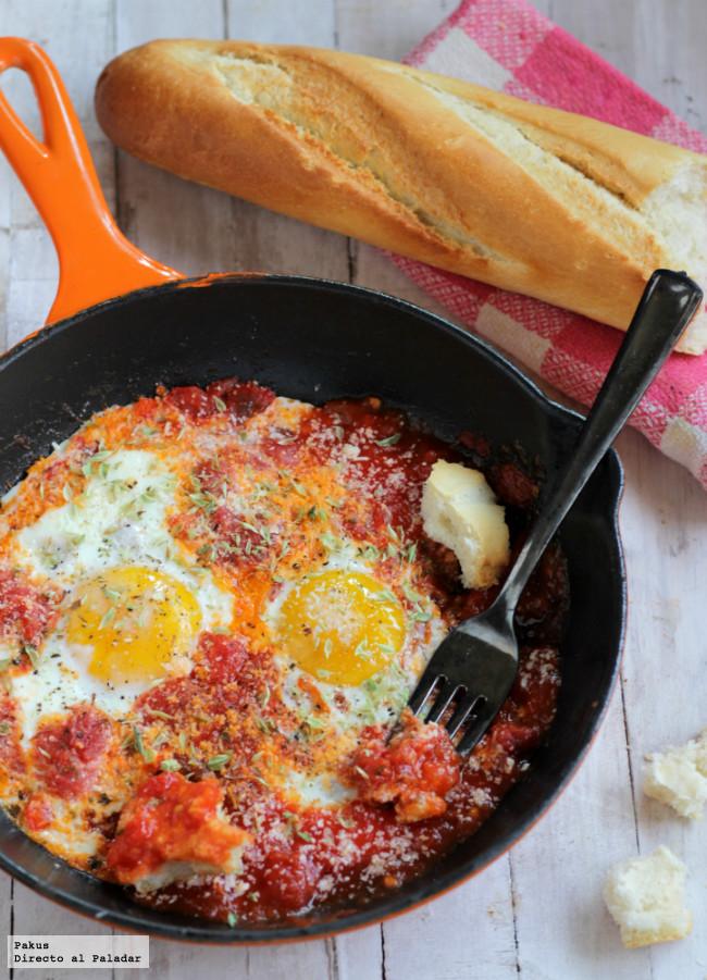 Huevos Rabiata