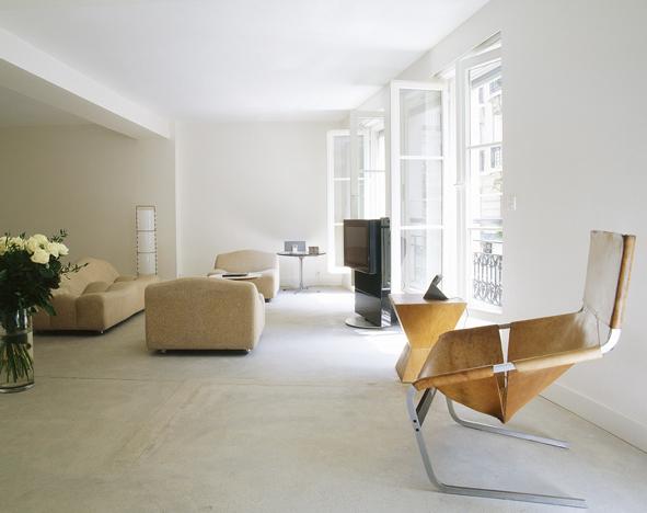 Foto de Azzedine Alaia nos enseña su casa de Paris (1/5)